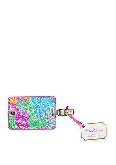 Lilly Pulitzer 174 Luggage Tag Belk