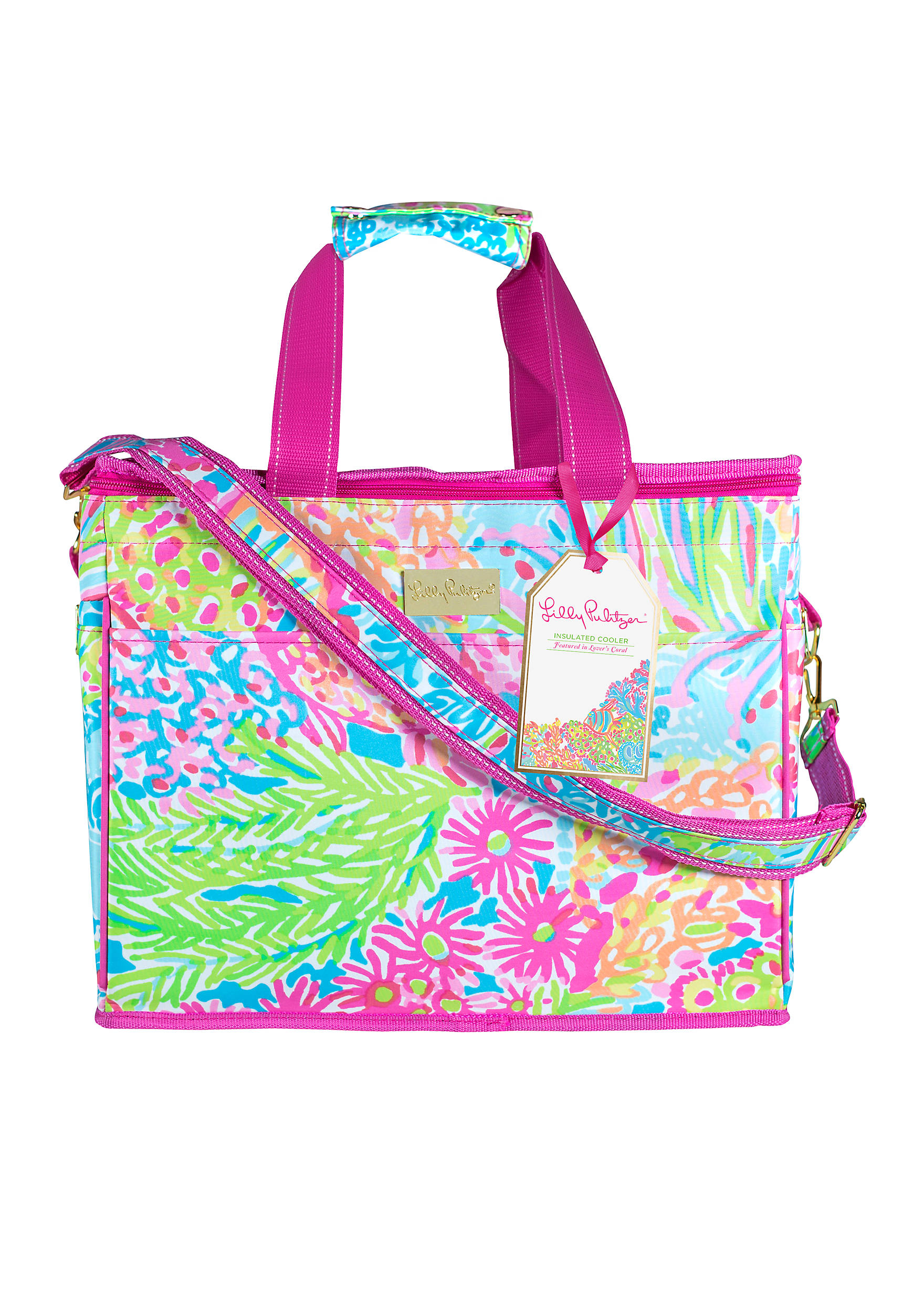 Back To Desk Accessories Lilly Pulitzer® Insulated Cooler