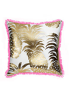Lilly Pulitzer Large Pillow