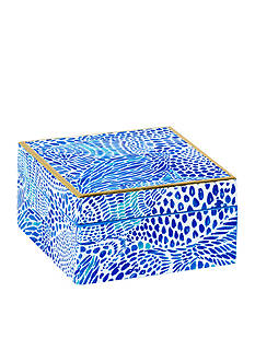 Lilly Pulitzer® Small Lacquer Box