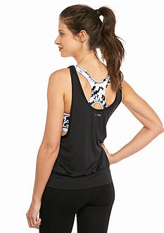 Calvin Klein Performance Performance Tank With Attached Bra