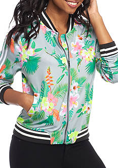 Inspired Hearts Hibiscus Jacket