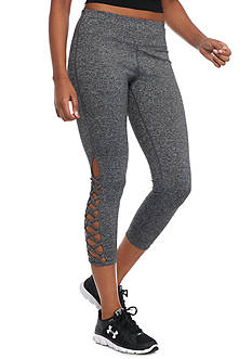 Inspired Hearts Heather Charcoal Leggings