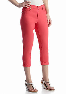 New Directions® Embellished Pocket Capri