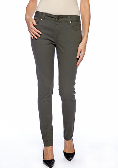 New Directions® Weekend Skinny Leg Stretch Jean