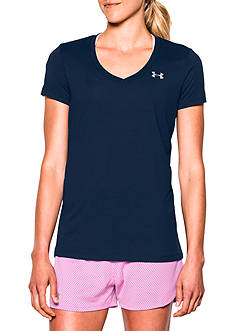 Under Armour Women's Tech Solid Short Sleeve Tee