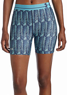 Under Armour® Women's Heat Gear Alpha Combat Printed Mid Short