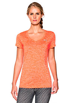 Under Armour Women's Twisted Tech V-Neck Top