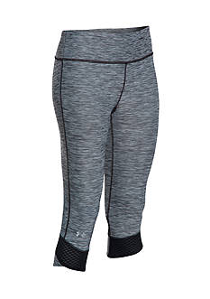 Under Armour® Women's Texture Fly By Capri