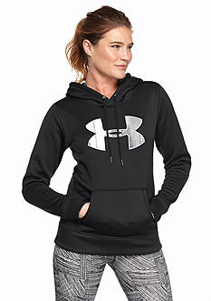 Under Armour® Women's Storm Armour Fleece Printed Big Logo Hoodie
