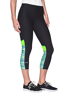 Under Armour® Women's HeatGear Armour Capri