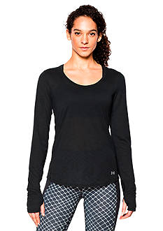 Under Armour Threadborne Long Sleeve Streaker Tee