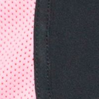 Women: Under Armour Activewear: Black/Pink Under Armour Fly-By Short