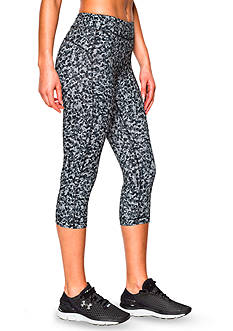 Under Armour® Women's HeatGear Printed Armour Capris