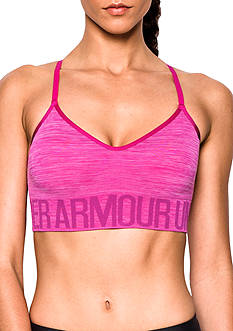 Under Armour Seamless Streaky Heather Sports Bra