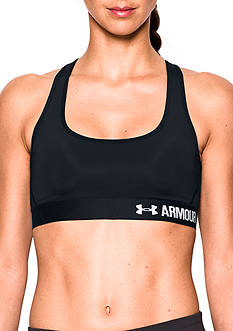 Under Armour Mid-Crossback Bra