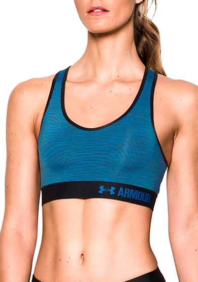 Under Armour® Mid-Space Dye Sports Bra