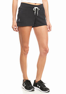 Under Armour® Favorite French Terry Shorts