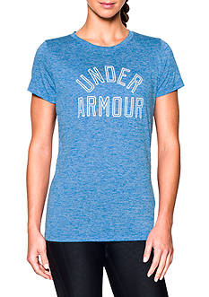 Under Armour Women's Tech Twist Graphic Tee