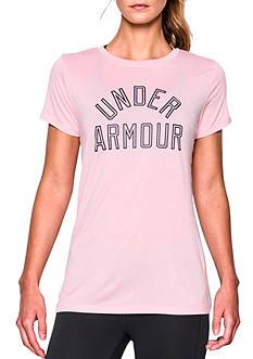 Under Armour Tech Twist Graphic Tee