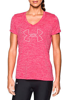 Under Armour UA Tech™ Twist Branded V-Neck
