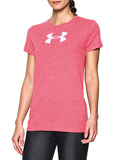 Under Armour Favorite Short Sleeve Logo Tee