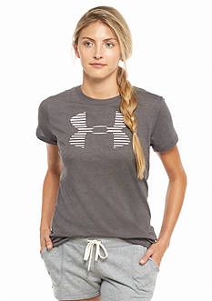Under Armour® Women's Favorite Big Logo Tee