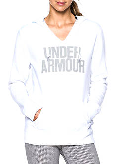 Under Armour Pullover Word Mark Favorite Fleece