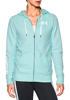 Under Armour® Favorite Fleece Full Zip Hoodie