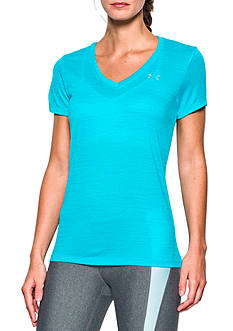 Under Armour Tech® V-Neck-Tiger