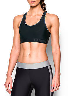 Under Armour Mid Printed Sports Bra