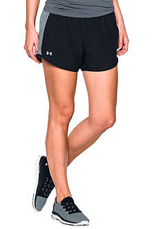 Under Armour® Fly-By Perforated Run Shorts