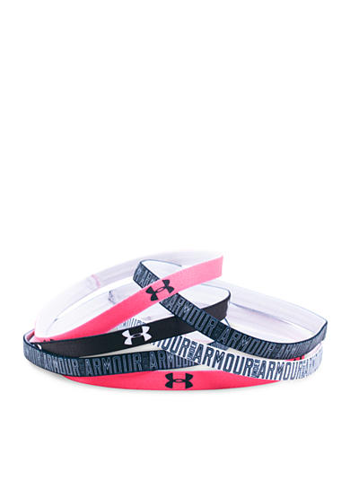 Under Armour® Graphic Mini Headbands 6-Pack