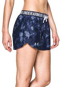 Under Armour® Printed Play Up Recall Shorts