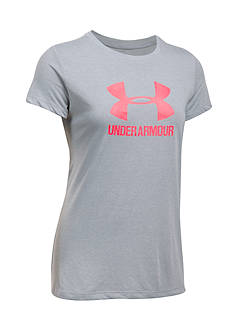 Under Armour Threadborne Logo Short Sleeve