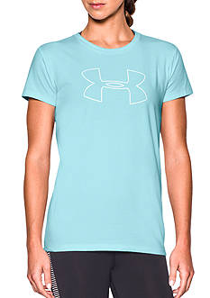 Under Armour Big Logo Crew Neck Shirt