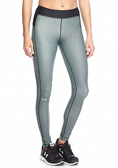 Under Armour UA HeatGear® Armour Printed Workout Pant