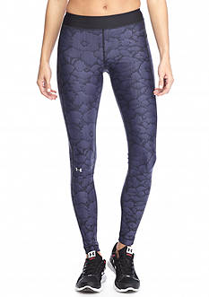 Under Armour® UA HeatGear® Armour Printed Workout Pant