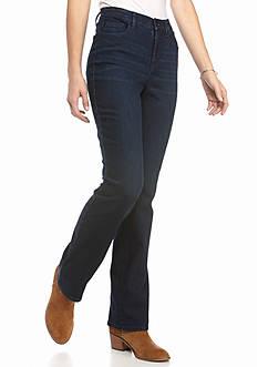 Gloria Vanderbilt Jordyn Curvy Barely Bootcut Jean
