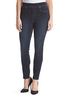 Gloria Vanderbilt Avery Pull-On Slim Pant