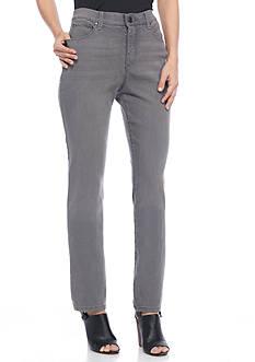 Gloria Vanderbilt Petite Size Jordyn Curvy Boot Jeans