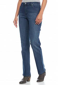Gloria Vanderbilt Amanda Embroidered Jean