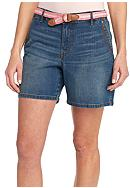 Gloria Vanderbilt Yvonne Denim Short