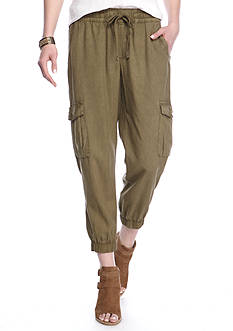 Cloth & Stone Flap Pocket Cargo Joggers