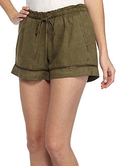 Cloth & Stone Eyelet Short