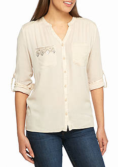 Miss Me Embellished Blouse