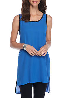 Melissa Paige Sleeveless Tunic