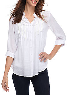 Spense Embroidered Tunic
