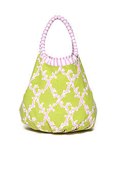Crown & Ivy™ Casual Sea Coral Tote