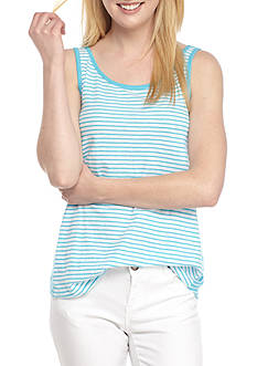 Crown & Ivy™ Stripe Tank Top